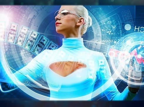 Онлайн казино с выводом - «Гости из будущего»