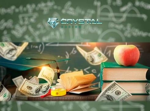 Онлайн казино с выводом - «День знаний»