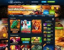 Вывод денег казино адмирал играть в игровые аппараты бесплатно на вертуальные деньги